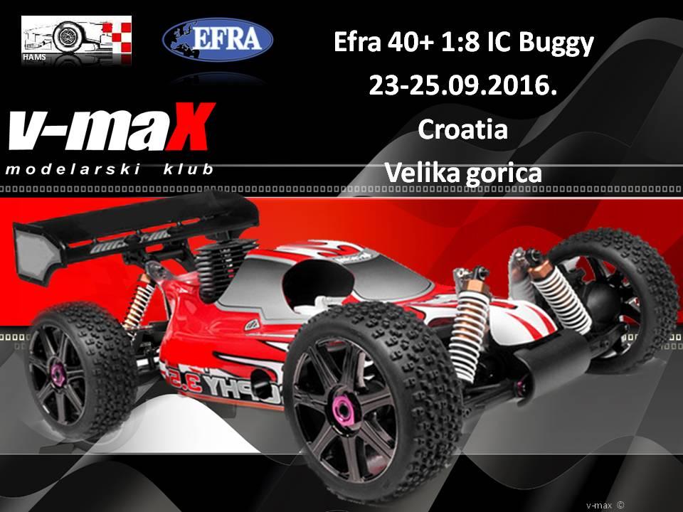 EFRA 40+2016, CROATIA